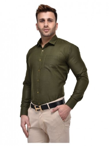 Hangup-Green-Formal-Regular-Fit-SDL636754989-2-64b49
